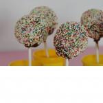 Disco cakepops
