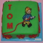 Brandweerman Tom