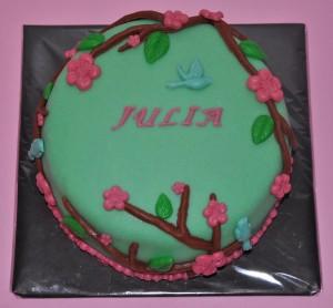 Taart voor Julia